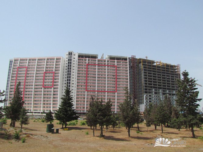 Tavoos Residential Complex