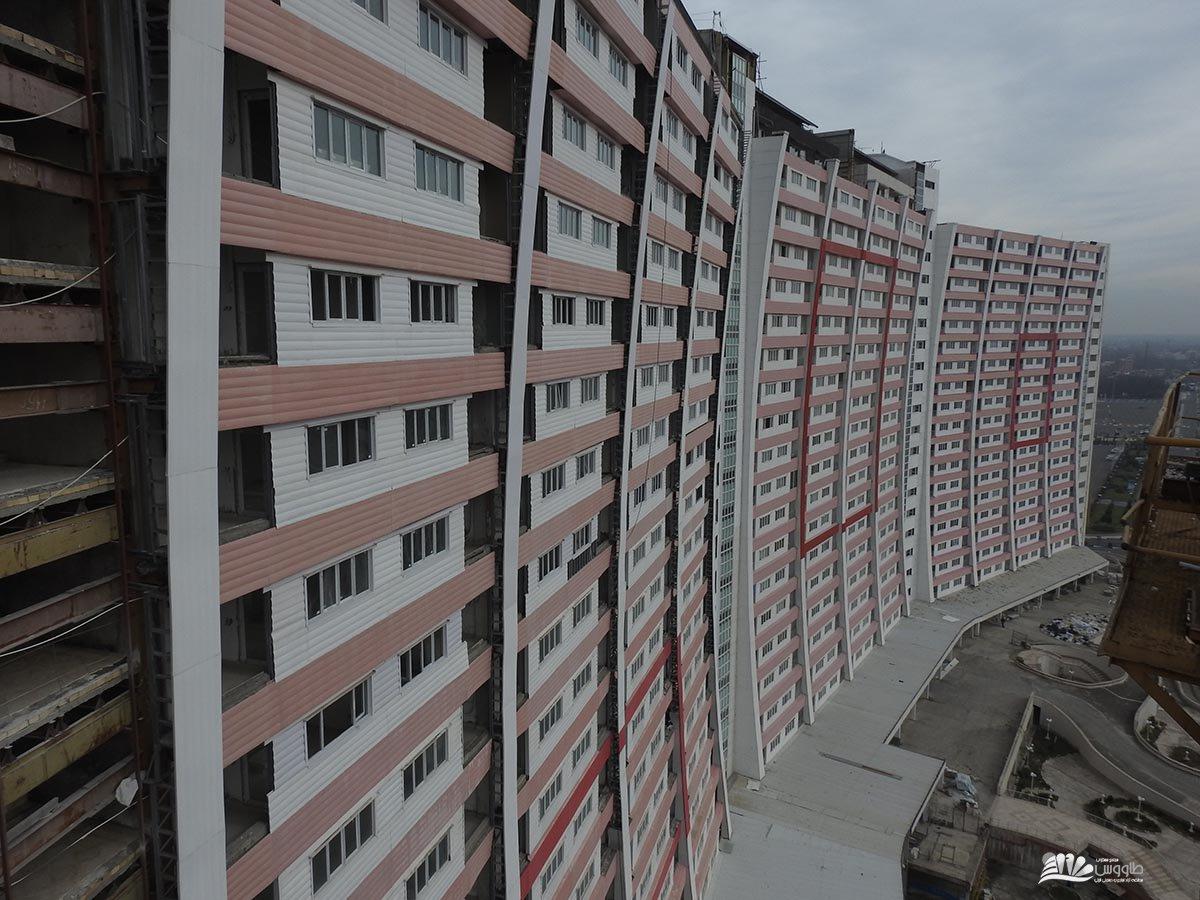 برجهای مسکونی طاووس